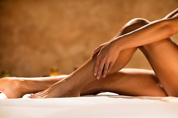 הסרת שיער בלייזר ברגליים